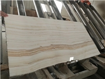 Straight Wood Onyx, Ivory Jade Onyx Slabs,Tiles&Floors