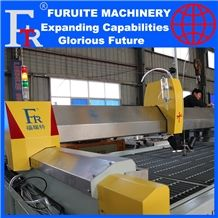 Cnc Water Jet Cutting Machine Stone Marble Granite Process Equipments