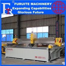 Cnc Xyzab Waterjet Stone Marble Granite Processing Machine Equipment