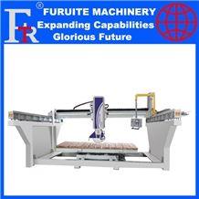 Frt-350 Inregrated Bridge Cutting Machine Marble Granite Plc Cnc