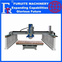 Frt- 450,600,800 New Infrared Stone Bridge Cutting Saw Machine Sales