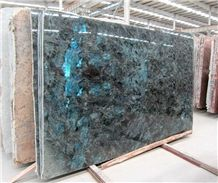 Labradorite Luxury Madagascar Blue Granite Slabs