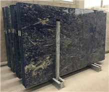 Sodalite Blue Marble Slabs & Tiles