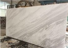 Wholesale Greece Volakas Flower Imperial Natural Stone Marble Slabs