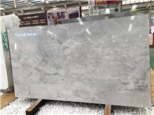 Armani Allure Silver Statuario Grey Super Marble Slabs,Wall Floor Tile