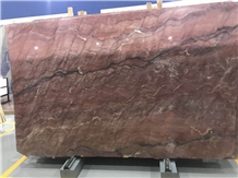 Brazil Revolution Fire Fusion Red Quartzite Slabs,Wall Floor Tiles
