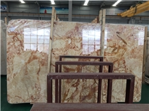 Sky Gold Golden Phoenix Goose Spider Marble Slabs,Wall Floor Tiles