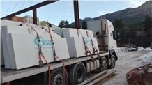 Thassos Extra Marble Slabs