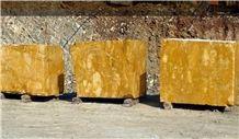 Giallo Siena Marble, Siena Gold, Yellow Siena Marble Blocks