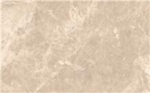 Vizon Beige Marble Slabs & Tiles, Turkey Beige Marble
