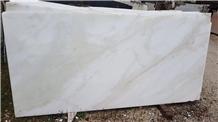 White Rhino Marble Slabs, Namibia White Marble