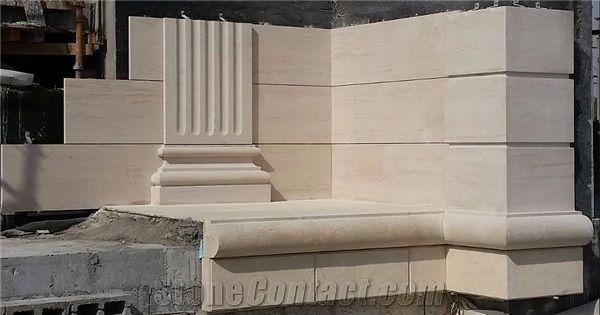 Saint Pierre De Bourgogne Limestone Building Stones