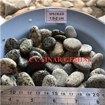 Natural Speckled Pebble Stone