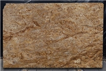 Golden Pilsen Granite Slabs