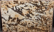 Splendour Gold Granite Slabs