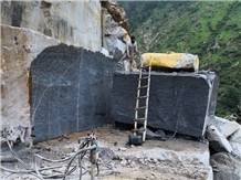 Indus Blue Granite Block, Pakistan Blue Granite
