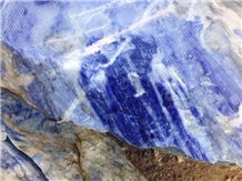 River Blue Quartzite Block, Afghanistan Blue Quartzite