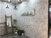 White Ash Marble Slabs & Tiles