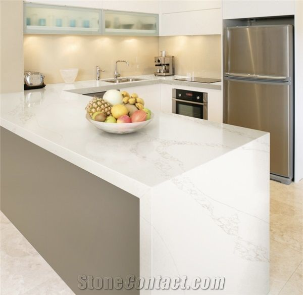 Quartz Kitchen Countertops From Canada