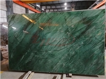 Botanic Bordeaux Green Quartzite Slabs