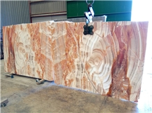New Volcano Onyx Polished Slabs