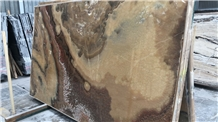 Onyx Odyssey Polished Slabs
