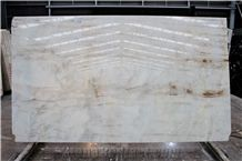 Translucent White Onyx Slabs