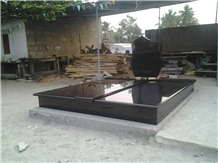 Black Granite Tomb Stones