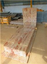 Tombstones and Monuments, Shivakasi Ivory Beige Granite Tombstones