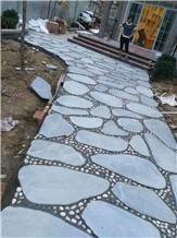 Garden Edging Random Paver Stepping Stone