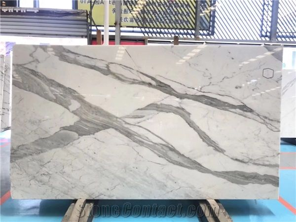 Italy Statuary White Marble Statuario