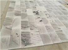 Siberian White Granite Tile Flooring Stone