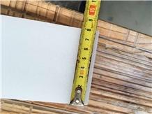 Super Thassos White Ivory Marble Floor Tile Pure White Skirting