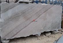Silver Silk Granite Block, China Grey Granite