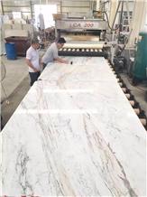 Glorious White Marble Slabs, Tiles