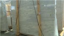 Mugla White Calcite Stripe Marble