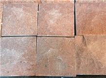 Natural Finish Beautiful Asia Red Granite