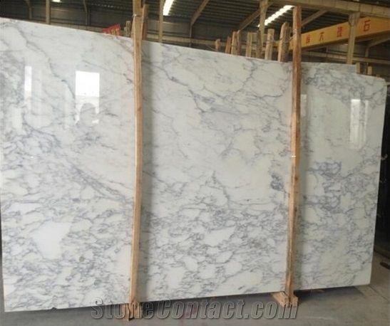 Por Arabeo Carrara Marble