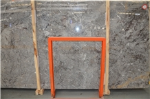 Storm Grey Marble Italy Wall Cladding Skirting Tiles Slabs Pattern