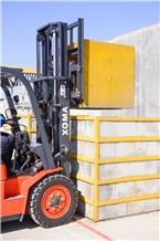 Tjxg-5 Stone Factory 5 Ton Diesel Forklift Truck from China