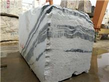 Raw Natural Panda White Marble Owner Quarry Blocks Rough Rocks Stones