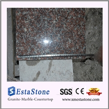 Polished Peach Red G687 Granite Tile for Floor & Wall