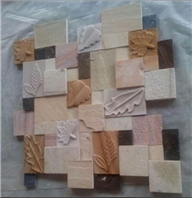 Mosaic Art Design Wall Panels
