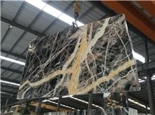 Black Jungle / High Quality Marble Tiles & Slabs,Floor & Wall