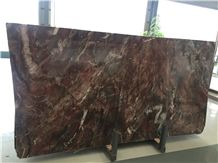 Chinese Louis Red / High Quality Marble Tiles & Slabs,Floor & Wall