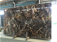 Polished Marble Chinese Louis Red Marble Tiles&Slabs Flooring&Walling