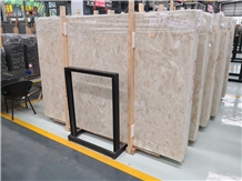 Cloudy Beige Marble for Wall and Floor Covering