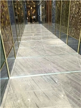Newly Arrival Snow Grey Marble