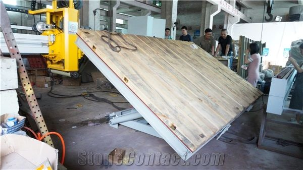 Granite Slab Edge Cutting Machine, Laser Cutting Machine for