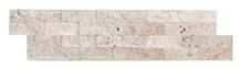 Ledger Panel Light Travertine Split Face Mosaic